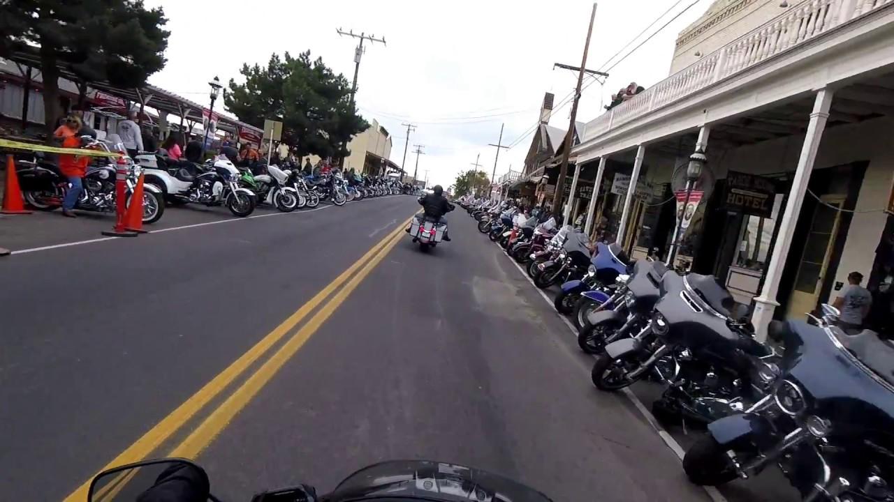 2018 Street Vibrations Reno Virginia City Nevada Youtube