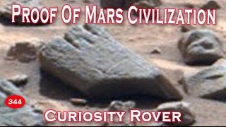 Past Life On Mars Proven In Curiosity Rover Image
