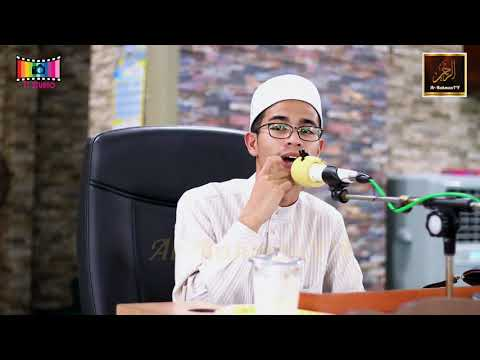 Ustaz Aiman Subri - Patah Tak Tumbuh, Hilang Tak Berganti