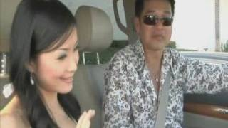 Asian Girl From Comedy Skit Walks & Swags Hips