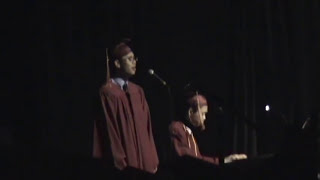 Burnaby North (BNS) Graduation 2014 - Common, Simple, Beautiful (Cover) - Chas Ko & Joey Li