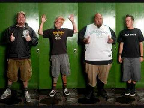 Bowling For Soup - Cold Shower Tuesdays