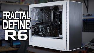 Fractal Define R6 - A PC Builder's Review