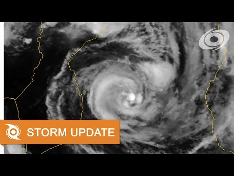 Cyclone Dineo - Update 2 (February 15, 2017)