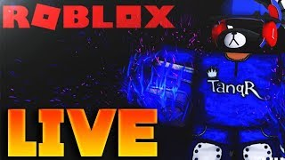 🔴ROBLOX LIVE - PLAYING ROBLOX GAMES WITH MY GIRLFRIEND AND SUBS - IM SICK BTW