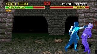 Mortal Kombat 1 - Sub Zero【TAS】