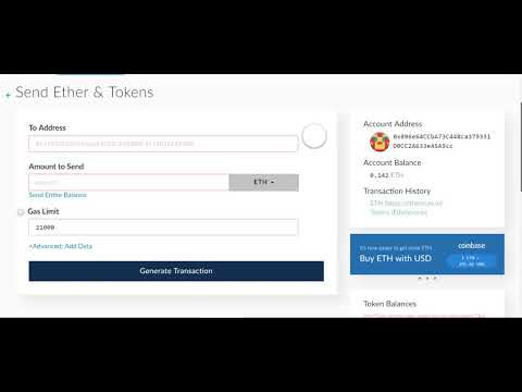 MyEtherWallet | How to add PRG Token as Custome token In ERC20 Compatible wallet