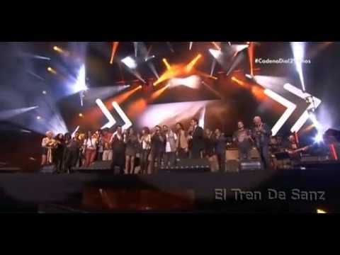 Alejandro Sanz | Concierto Cadena Dial | ¿lo ves? - La música no se toca