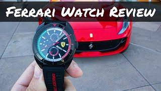 Scuderia Ferrari Watch Review