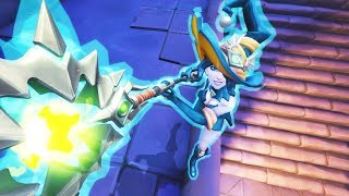 Bewitched Evie in Onslaught : Nice Comeback