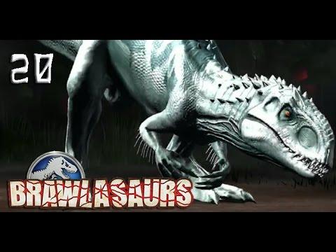 Indominus Rex Battle Set | BRAWLASAURS WEEK | Jurassic World: The Game [Episode 20]