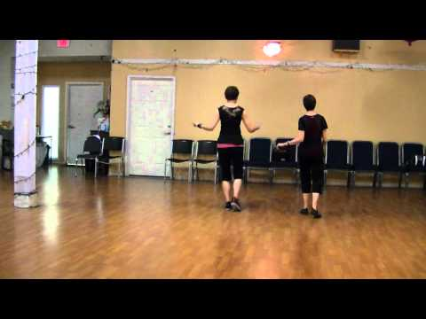 Easy Rumba Line Dance