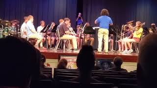 Lord of the Dance Medley - Brass Camp 2019