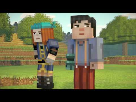 minecraft story mode season 2 Its rapeing time