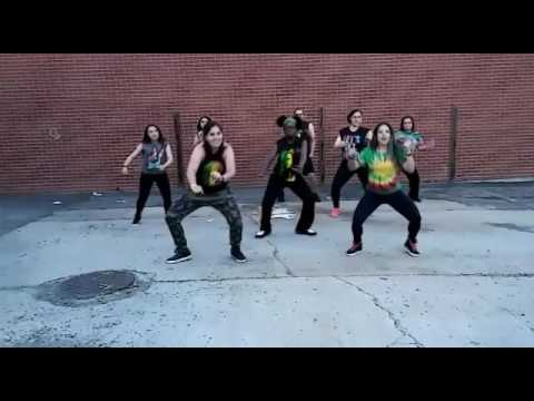Shaggy- I got you choreography contest