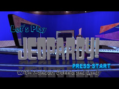 Let's Play Jeopardy Part 1