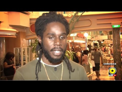 Chronixx: Solid As A Rock 4 Yrs Later