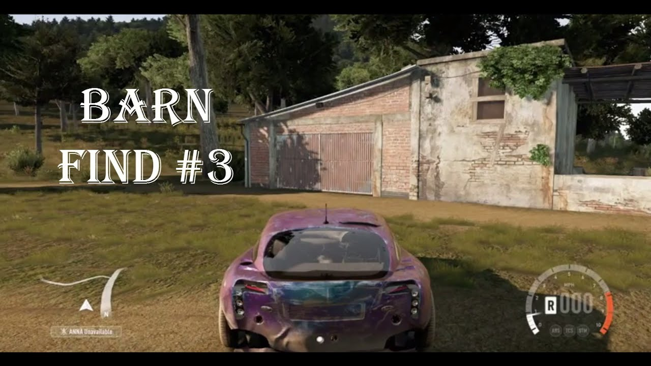 Forza Horizon 2 Barn Find 3 San Giovanni