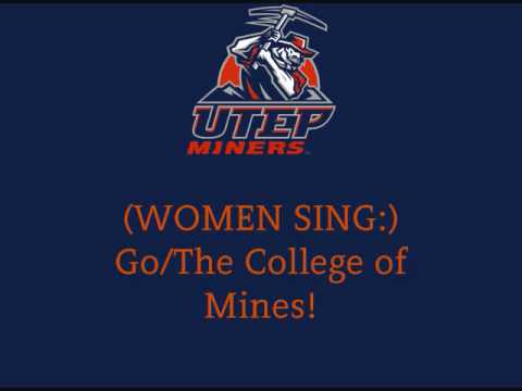 UTEP Fight Song (