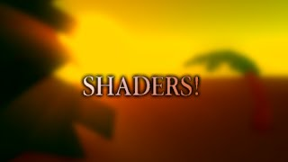 "How to put ""Shaders"" on Roblox"