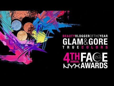 NYX FACE Awards Finalist Glam&Gore - True Colors