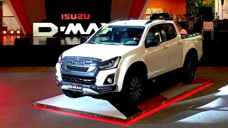 2020 Isuzu D-Max LS-A Launch
