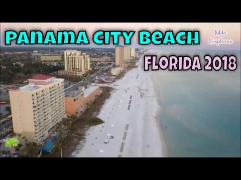 Panama City Beach, Florida - March 2018