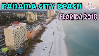 Panama City Beach, Florida - March 2018