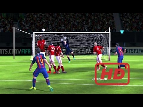 FIFA Mobile Soccer Android Gameplay #21  #HTA - Duur: 14:12.