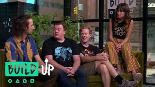 Build Up Live tries ASMR with Danny Tamberelli and Mike Maronna with Life with Mak apperance