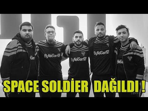 SPACE SOLDİERS DAĞILDI // BU DORU MU ?
