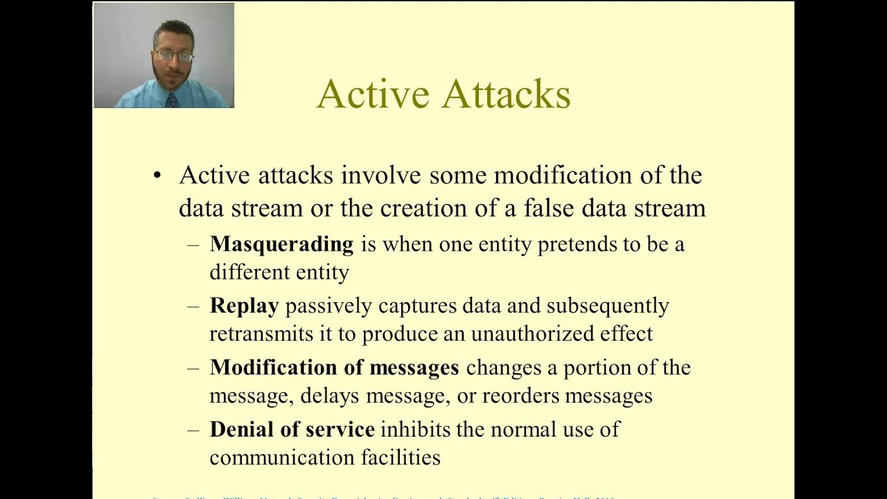 types of network attacks There are four primary types of attacks, they are: i reconnaissance ii access iii denial of service iv worms, viruses, and trojan horses 1.