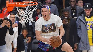 Pat Connaughton Crushes NBA Dunk Contest | Perfect 50 Dunk | All-Star Weekend 2020