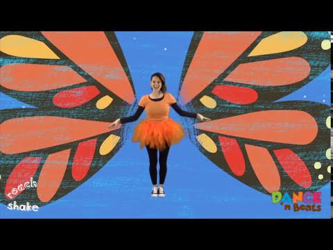 Preschool Learn to Dance: Butterfly Wings