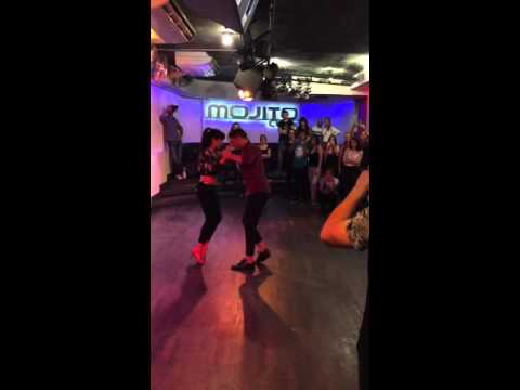 Mojitos Salsa Club in Barcelona - Bachata workshop