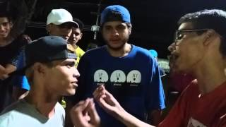 16ª Batalha da santinha - Chicão vs Gê (1ª Fase)