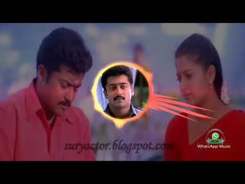 Whatsapp love status | Unnai niniathu movie love bgm|  Surya Love bgm| Whatsapp Music