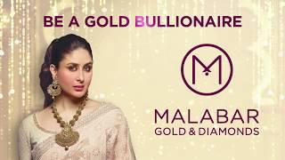 Win up to 75 gold bars & be a Gold Bullionaire at Malabar Gold & Diamonds - Qatar