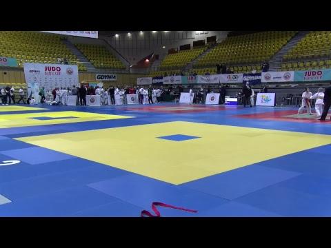 XVI International Baltic Judo Cup Gdynia, 12.11.2017 tatami 3