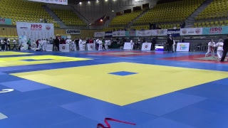 XVI International Baltic Judo Cup Gdynia, 12.11.2017 tatami 3