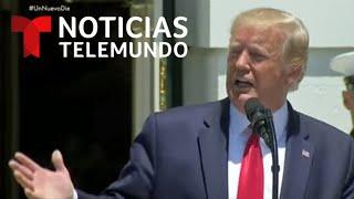 Las Noticias de la mañana, martes 16 de julio de 2019 | Noticias Telemundo