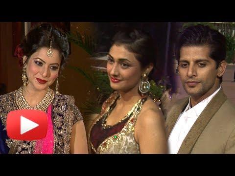 Ragini Khanna, Aamir Ali, Mouni Roy, Karanvir At Aamna ...Aamna Sharif Real Life Marriage Photos