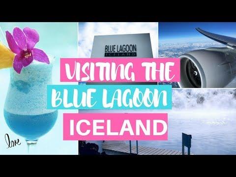 LAST ICELANDIC VLOG    TRIP TO THE BLUE LAGOON 💆🏻💆🏻