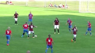 AC Sparta Praha  -  FC Viktoria Plzeň     9:1