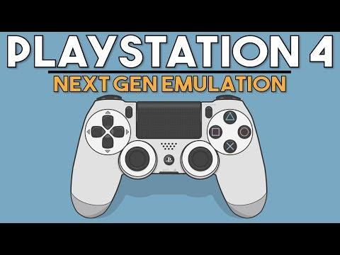 Playstation 4 Emulation | The Next Generation Of Console Emulators