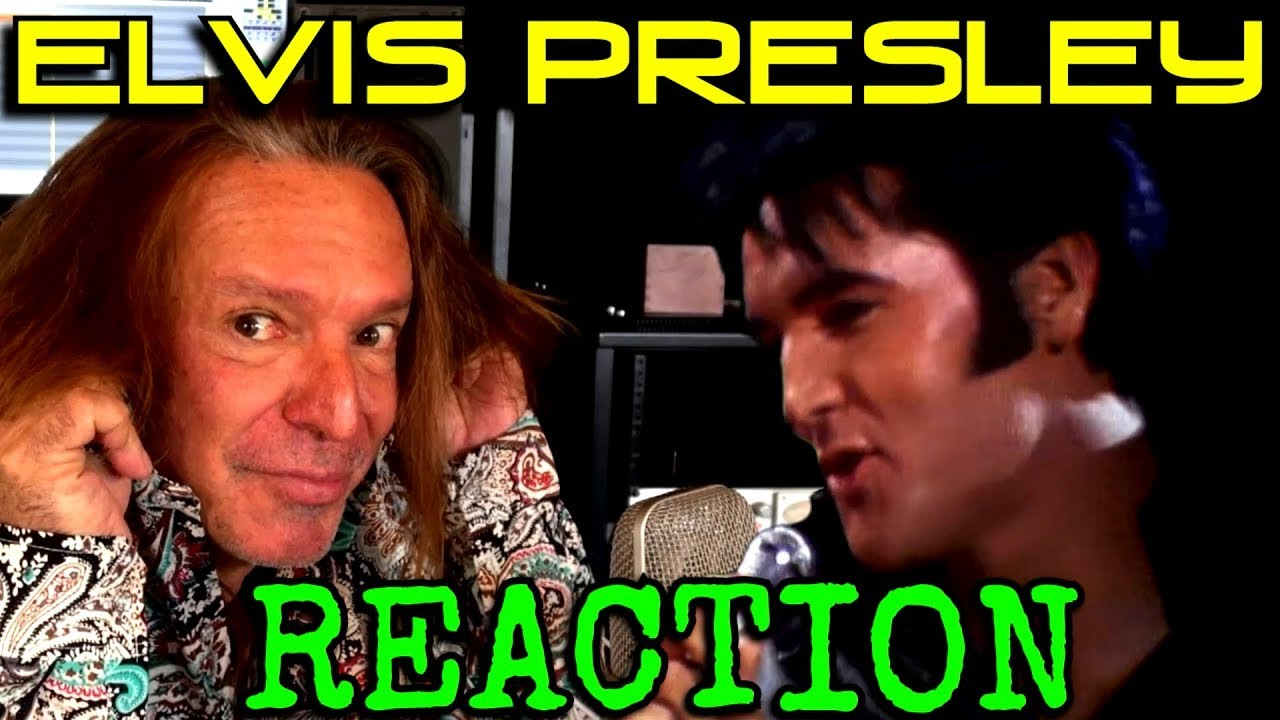 Vocal Coach Reacts To Elvis Presley Live - Can't Help Falling In Love With You - Ken Tamplin