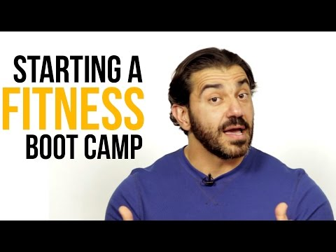 Starting A Fitness Boot Camp (fitness Bootcamp business)