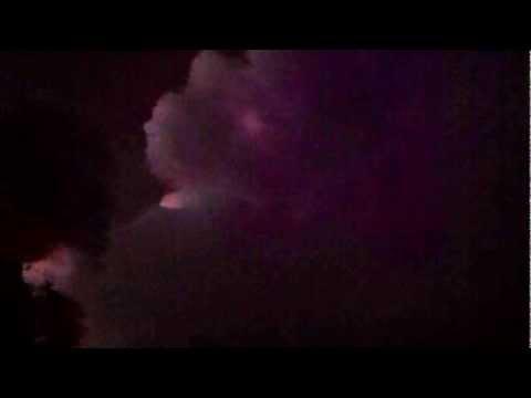 Lightening Storm in Anguilla MS