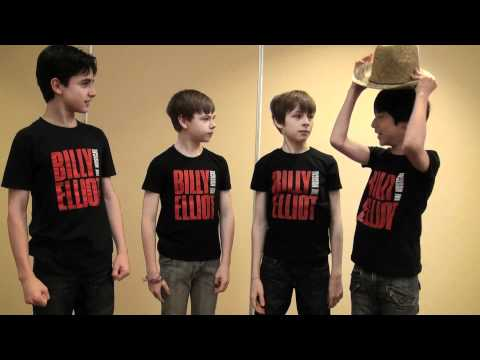 Billy Elliot the Musical Makes Its Way To Houston!
