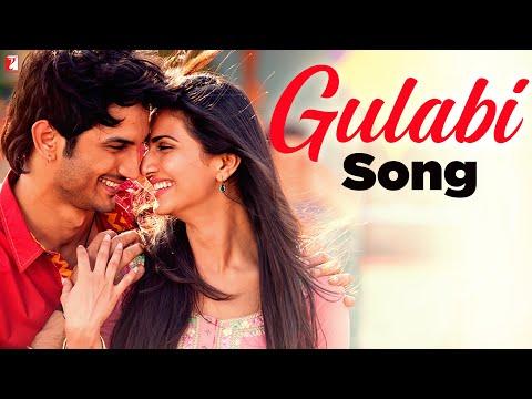 Gulabi Song | Shuddh Desi Romance | Sushant Singh Rajput | Vaani | Jigar Saraiya | Priya Saraiya